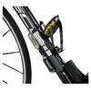 Topeak Hybrid Rocket HP Pomka rowerowa srebrny